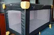 Продам детскую раскладную кровать-манеж MONBEBE. Италия.